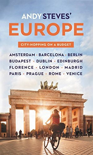 andy-steves-europe-city-hopping-on-a-budget-travel-guidebook